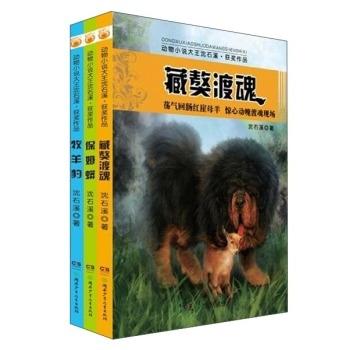 动物小说大王沈石溪获奖作品(全3册)