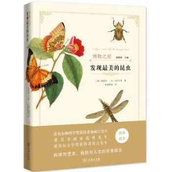 发现最美的昆虫(精装)