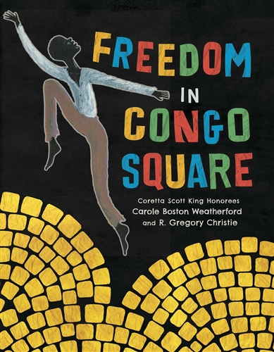 Freedom in Congo Square(Hardcover)