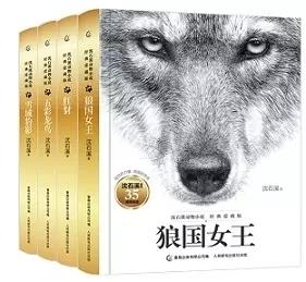 沈石溪动物小说·经典爱藏版(共4册)
