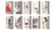 中国历代书画名家精品大系(共10册)
