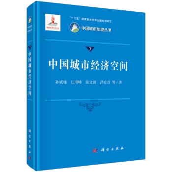 中国城市地理丛书·中国城市经济空间