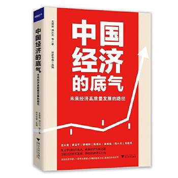 中国经济的底气:未来经济高质量发展的路径(精装)