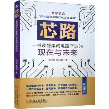 芯路:一书读懂集成电路产业的现在与未来