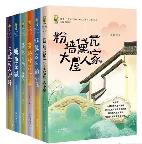 来了.小花城 原创儿童文学书系