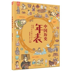 中国历史年表