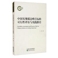 中国实现碳达峰目标的可行性评估与实践路径
