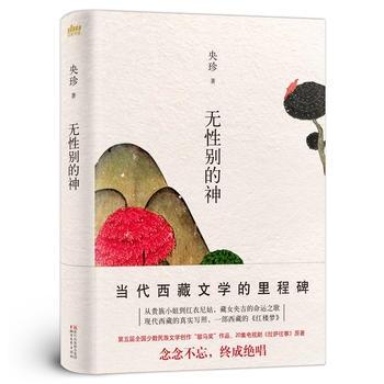 无性别的神(精装)(藏族天才女作家央珍杰作,当代西藏文学的里程碑,一部西藏版《红楼梦》)