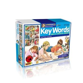 快乐瓢虫双语童书·Key Words(1-6级)(共18册)