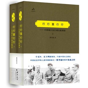 行行重行行:中国城乡及区域发展调查(上下)