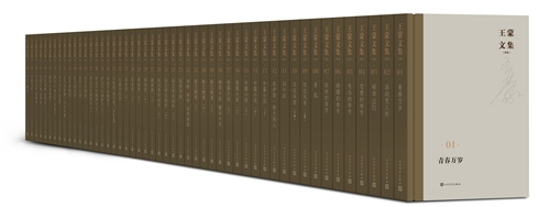 王蒙文集(新版)(1-50卷)