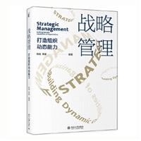 战略管理:打造组织动态能力